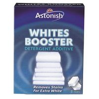 ASTONISH WHITES BOOSTER TABLETS WYBIELACZ DO TKANIN W TABLETKACH 5SZT