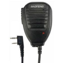 Gruszka , mikrofonogłośnik do uv-5r wyprodukowany przez Baofeng