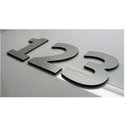 Numer, Numery, Cyfra, Cyfry na drzwi, czarne wys. 5 cm VERD, kup u jednego z partnerów
