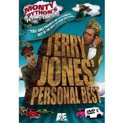 Perełki Monty Pythona- Terry Jones (DVD) - Harry K. Garvin z kategorii Filmy dokumentalne
