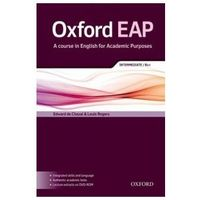 Oxford EAP: Intermediate/B1+: Student's Book and DVD-ROM Pac (De Chazal, Edward Rogers, Louis)