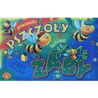Pszczoły - żaby gra planszowa marki Alexander