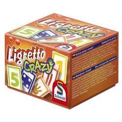 Ligretto Crazy, edycja polska, gra karciana - produkt z kategorii- Gry karciane
