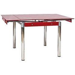 Stół GD-082 - czerwony