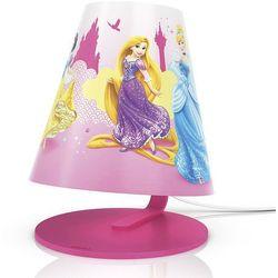 Philips Disney - lampka nocna led princess wys.24cm