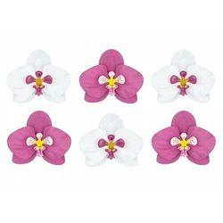 """Partydeco """"dekoracje papierowe aloha - orchidee (1 karton / 50 op.)"""""""