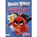 Angry Birds Film. Wściekłe zabawy i ptasie sprawy! Łamigłówki z naklejkami (9788327115478)