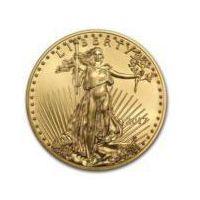 1/10 uncji Amerykański Złoty Orzeł - Złota Moneta Rocznik 2017 (American Gold Eagle) z kategorii Numizmaty