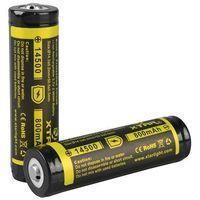 akumulator Xtar 14500 / AA / R6 3,7V Li-ion 800mAh z zabezpieczeniem (akumulatorek)