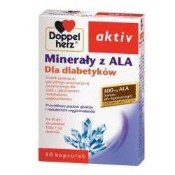 Doppelherz Aktiv Minerały dla diabetyków 30 kapsułek - produkt z kategorii- Pozostałe akcesoria dla cukrzy