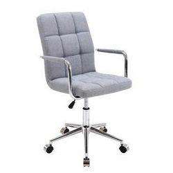 krzesło obrotowe Q-22 szary, SIG/FOT-OBR_Q-022_SZARY-MATER