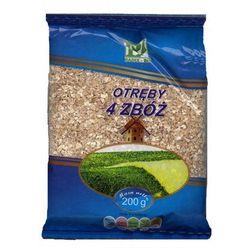 Otręby 4 zbóż 200g - produkt z kategorii- Płatki, musli i otręby