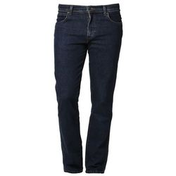 REGULAR FIT Jeansy Straight leg darkstone, Wrangler