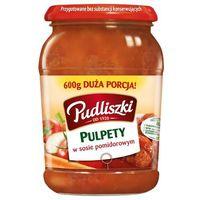 600g pulpety w sosie pomidorowym marki Pudliszki