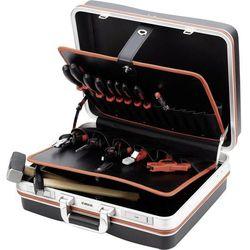 Walizka narzędziowa Cimco 170175, 14 narzędzi, (DxSxW) 465 x 310 x 170 mm, Kolor: czarny (4021103701751)