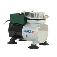 Dedra  ded7470 kompresor mini ze zbiornikiem zestaw do malowania 300w - oficjalny dystrybutor - autoryzowany d