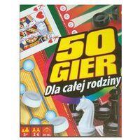 Kalejdoskop 50 gier dla całej rodziny (5900511007466)