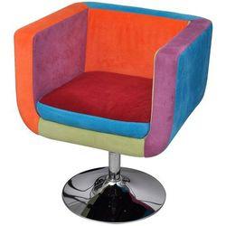 Vidaxl fotel klubowy, patchworkowy (8718475862796)