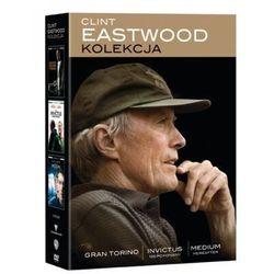 Clint Eastwood - Kolekcja (3xDVD) - Clint Eastwood (7321909317345)