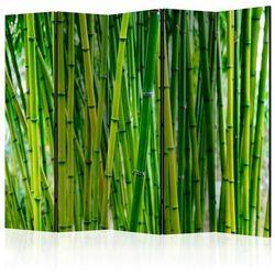 Parawan 5-częściowy - bambusowy las ii [parawan] marki Artgeist