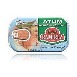 Tuńczyk portugalski pieczony po algarvesku  120g od producenta Ramirez