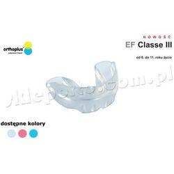 Aparat orthoplus EF Classe III - Elastyczny aparat ortodontyczny - ortodoncja Aparat przeznaczony dla dzieci z