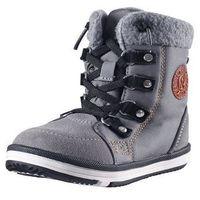 Buty zimowe REIMA ReimaTec FREDDO szare - bez rzepów, na suwak - sprawdź w wybranym sklepie