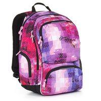 Topgal Plecak młodzieżowy  hit 891 h - pink
