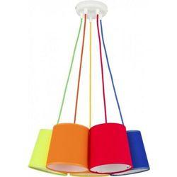 Tk lighting Artos colour dziecięca 2215 47cm pomarańczowy żółty zielony niebieski czerwony