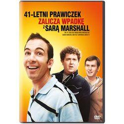 41-letni prawiczek zalicza wpadkę z Sarą Marshall (DVD) - Craig Moss, towar z kategorii: Komedie