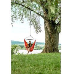 - zunzun sunrise - podróżny fotel hamakowy, pomarańczowy marki Lasiesta