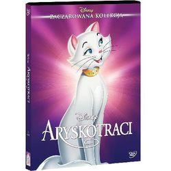 Disney. Zaczarowana kolekcja. Aryskotraci. DVD