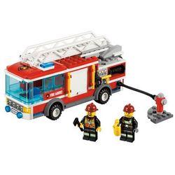 Lego City WÓZ STRAŻACKI 60002, kategoria wiekowa [5+]