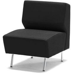 Sofa/Fotel Ciemnoszary dł: 600mm
