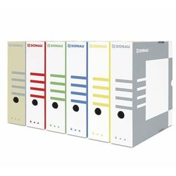 Donau Pudło archiwizacyjne 1000 kartek kartonowe fsc