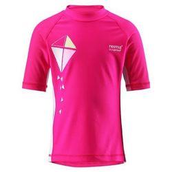 Koszulka Reima kąpielowa Crete UV różowa