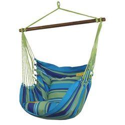 Fotel hamakowy, Niebieski HC10