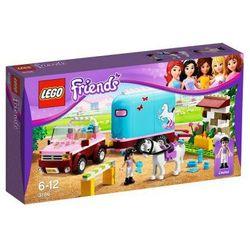 Lego friends przyczepa dla konia Emmy 3186 - oferta [15bbe108a17247a3]