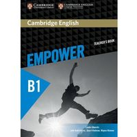Cambridge English Empower Pre-intermediate Teacher's Book (2015)