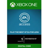 EA Access 1 Month Xbox One CD-Key