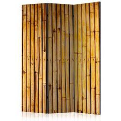 Parawan 3-częściowy - Bambusowy ogród [Room Dividers] bogata chata, A0-PARAVENT645