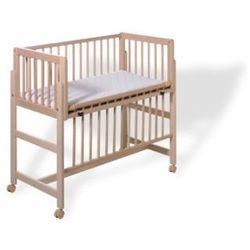 łóżko dostawne betsy wyprodukowany przez Geuther