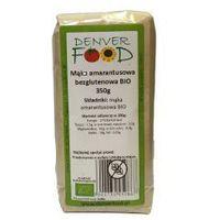 Mąka Amarantusowa Bezglutenowa BIO 350 g Denver Food