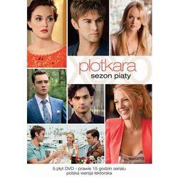 Plotkara. Sezon 5 (DVD) - Mark Piznarski, Norman Buckley - sprawdź w wybranym sklepie