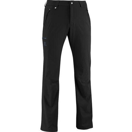 Spodnie Wayfarer Black, Salomon