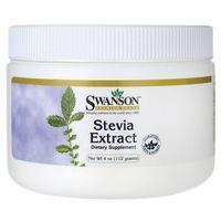 SWANSON Stevia Extract 112g (słodzik)