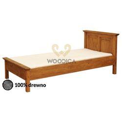 Łóżko hacienda i 120x200 marki Woodica