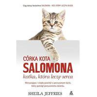 Córka kota Salomona - Sheila Jeffries, Amber