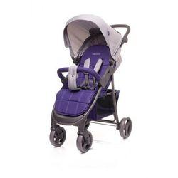 rapid wózek spacerowy spacerówka model 2017 purple, marki 4baby