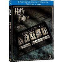 Harry Potter i Więzień Azkabanu (2-płytowa edycja specjalna) (Blu-Ray) - Alfonso Cuaron